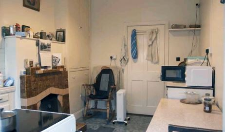 Old Existing Kitchen